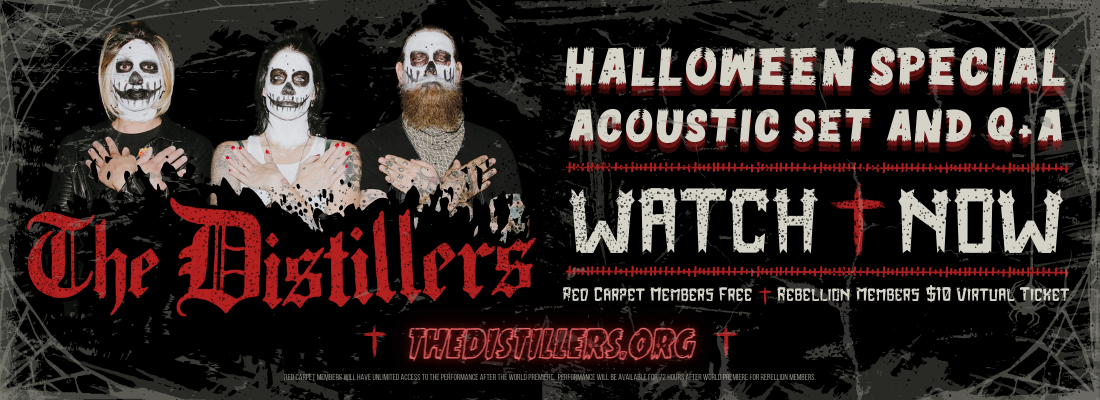 The Distillers: Halloween Special