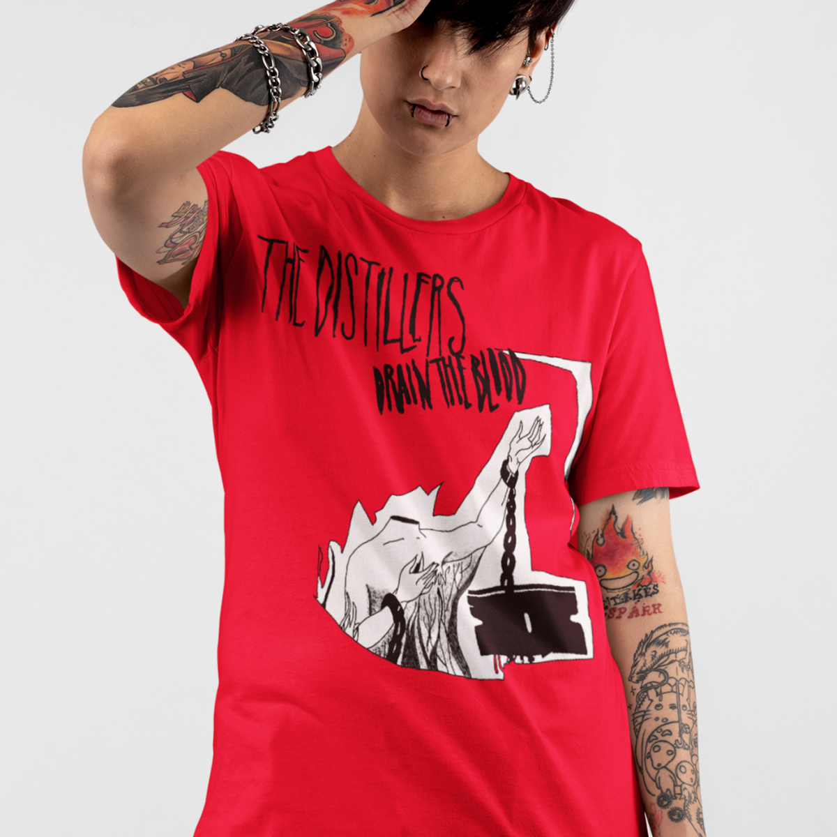 Drain The Blood T-Shirt (ON SALE)