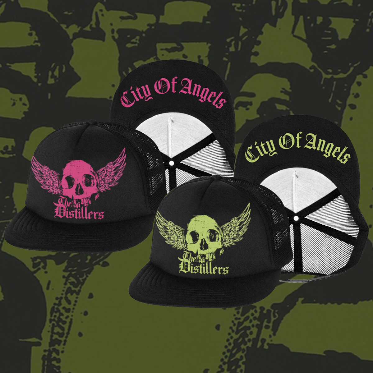 City of Angels Trucker (SOLD OUT)